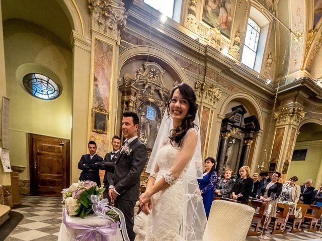Il matrimonio di Omar e Michela a Selvino, Bergamo 124