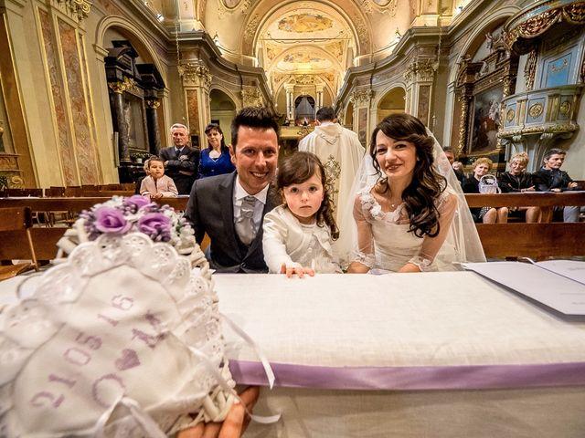 Il matrimonio di Omar e Michela a Selvino, Bergamo 126