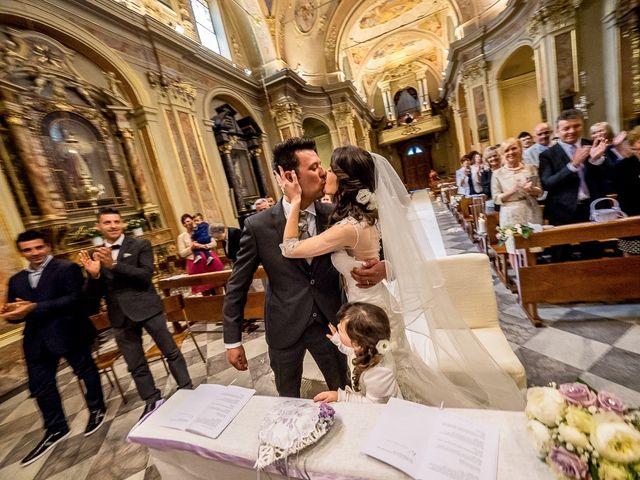 Il matrimonio di Omar e Michela a Selvino, Bergamo 127