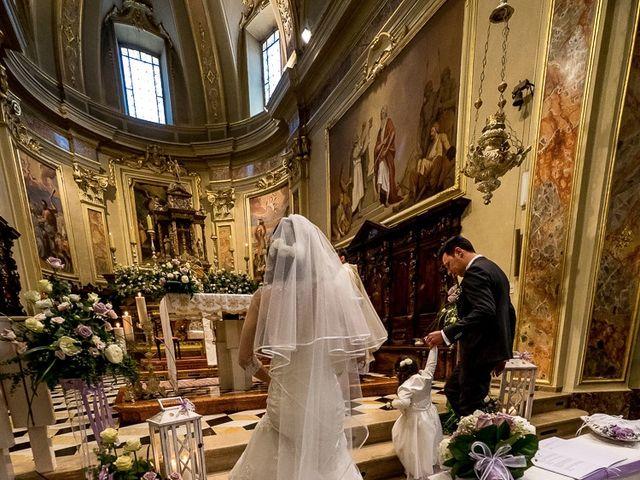Il matrimonio di Omar e Michela a Selvino, Bergamo 128