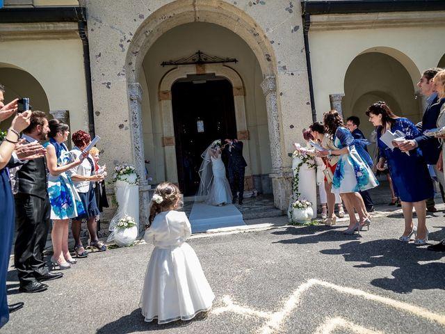 Il matrimonio di Omar e Michela a Selvino, Bergamo 131