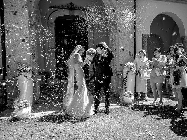 Il matrimonio di Omar e Michela a Selvino, Bergamo 132