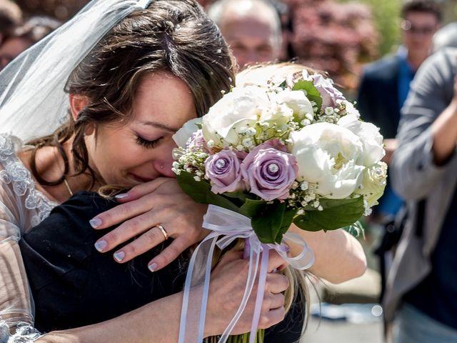 Il matrimonio di Omar e Michela a Selvino, Bergamo 135