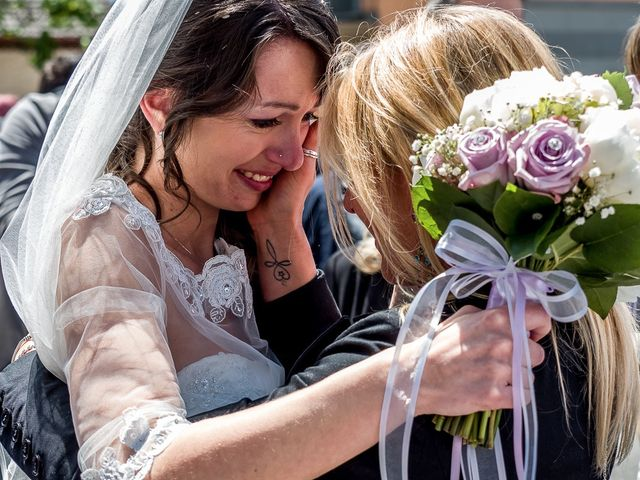 Il matrimonio di Omar e Michela a Selvino, Bergamo 136