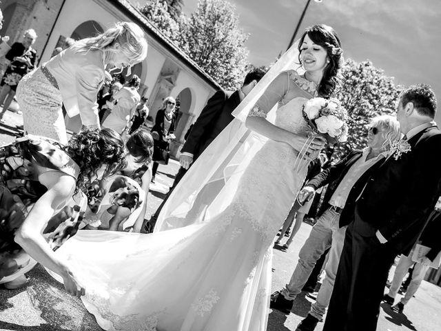 Il matrimonio di Omar e Michela a Selvino, Bergamo 138
