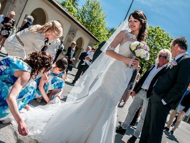 Il matrimonio di Omar e Michela a Selvino, Bergamo 139