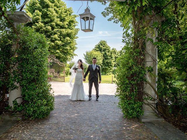 Il matrimonio di Omar e Michela a Selvino, Bergamo 142