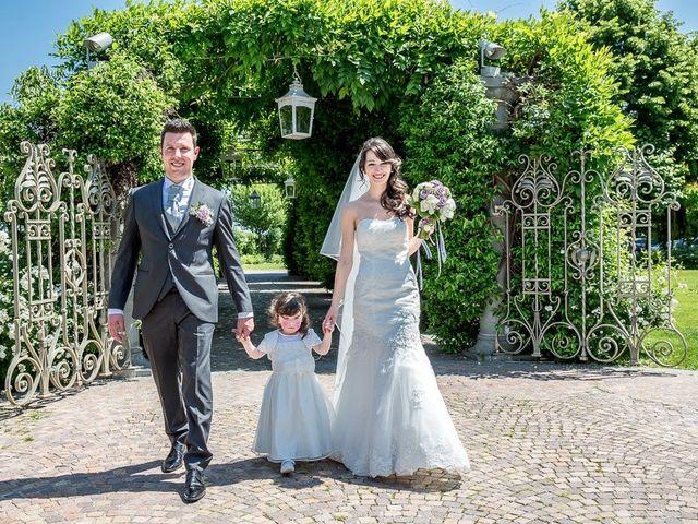 Il matrimonio di Omar e Michela a Selvino, Bergamo 145