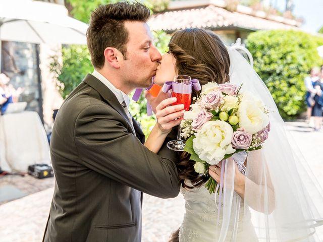 Il matrimonio di Omar e Michela a Selvino, Bergamo 146