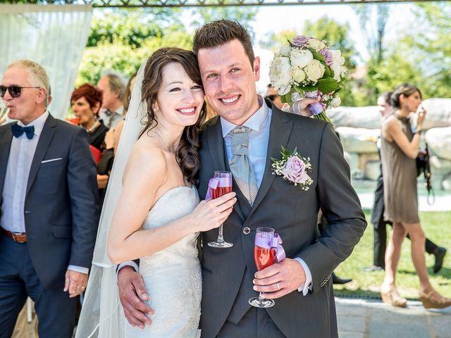 Il matrimonio di Omar e Michela a Selvino, Bergamo 147