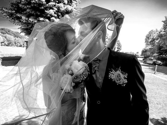 Il matrimonio di Omar e Michela a Selvino, Bergamo 154