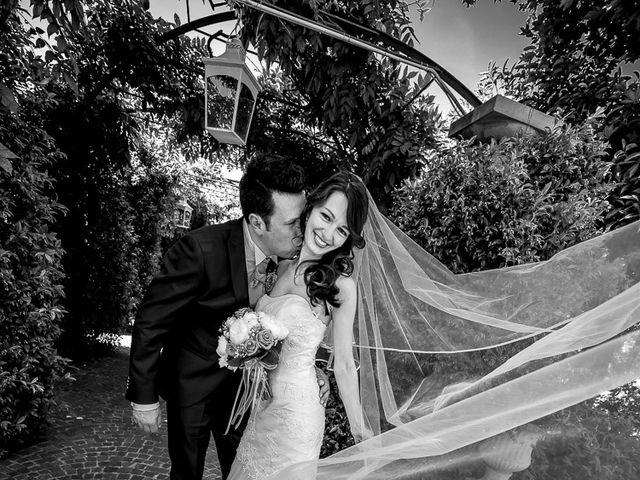 Il matrimonio di Omar e Michela a Selvino, Bergamo 155