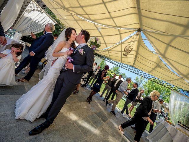 Il matrimonio di Omar e Michela a Selvino, Bergamo 158