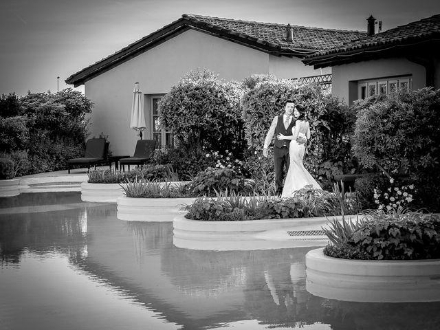 Il matrimonio di Omar e Michela a Selvino, Bergamo 176
