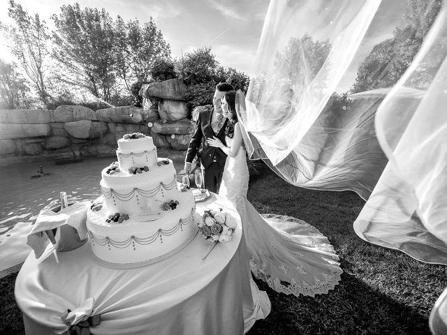 Il matrimonio di Omar e Michela a Selvino, Bergamo 1
