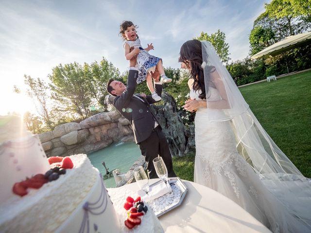 Il matrimonio di Omar e Michela a Selvino, Bergamo 183