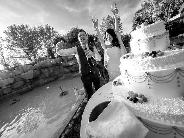 Il matrimonio di Omar e Michela a Selvino, Bergamo 184