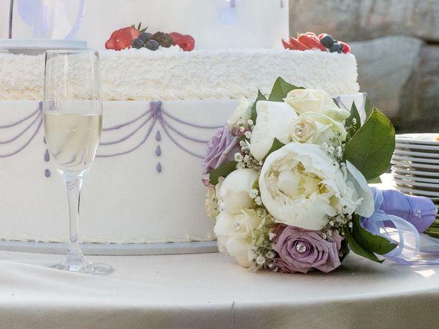 Il matrimonio di Omar e Michela a Selvino, Bergamo 187