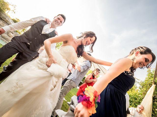 Il matrimonio di Omar e Michela a Selvino, Bergamo 188