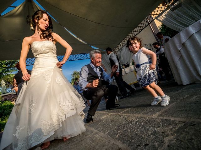 Il matrimonio di Omar e Michela a Selvino, Bergamo 190