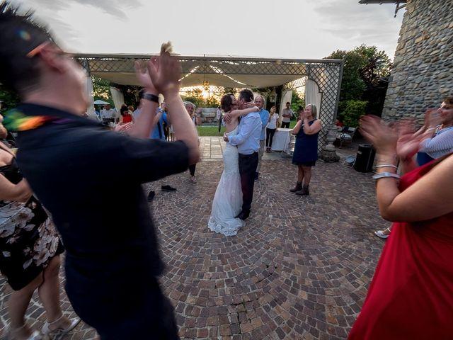 Il matrimonio di Omar e Michela a Selvino, Bergamo 193