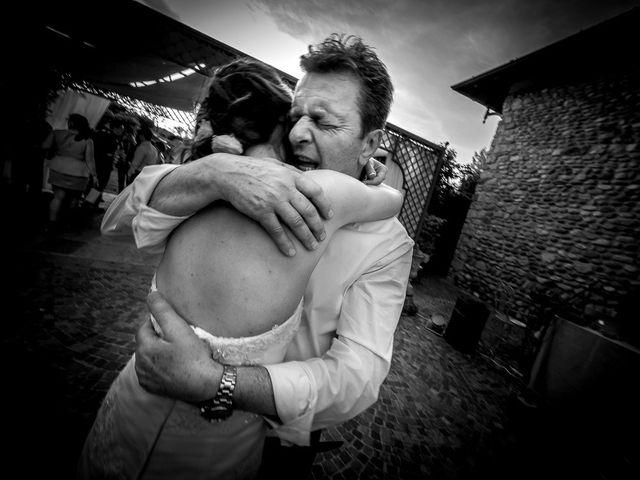 Il matrimonio di Omar e Michela a Selvino, Bergamo 194