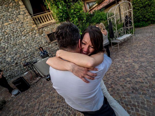 Il matrimonio di Omar e Michela a Selvino, Bergamo 195