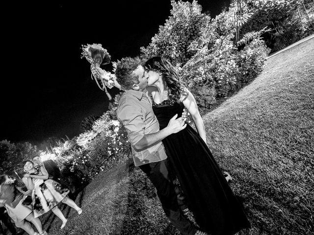 Il matrimonio di Omar e Michela a Selvino, Bergamo 207
