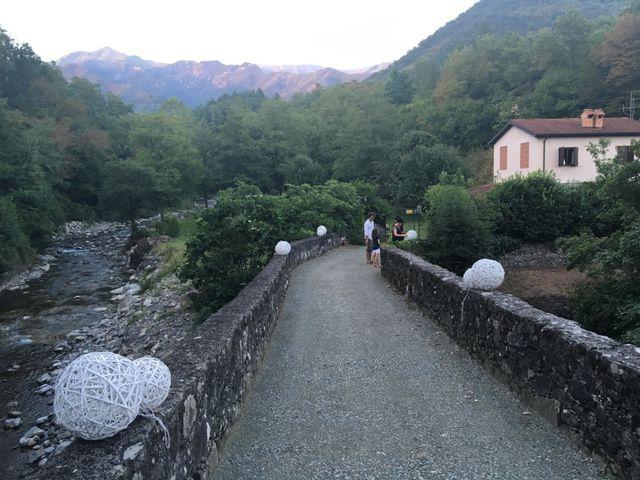Il matrimonio di Veronica e Francesco a Bagnone, Massa Carrara 3