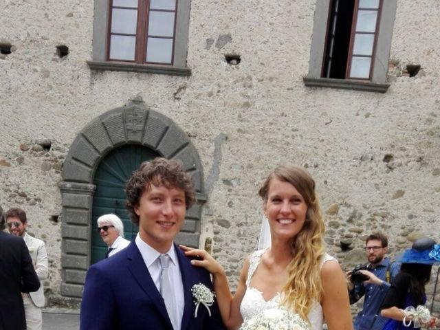 Il matrimonio di Veronica e Francesco a Bagnone, Massa Carrara 13
