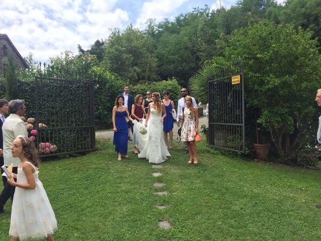 Il matrimonio di Veronica e Francesco a Bagnone, Massa Carrara 16