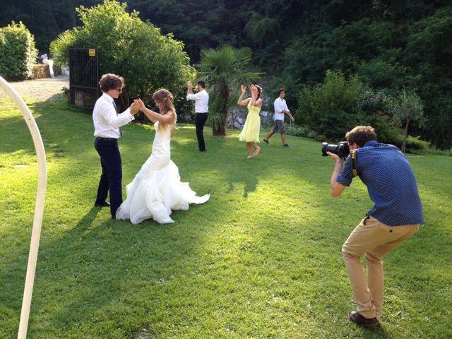 Il matrimonio di Veronica e Francesco a Bagnone, Massa Carrara 28