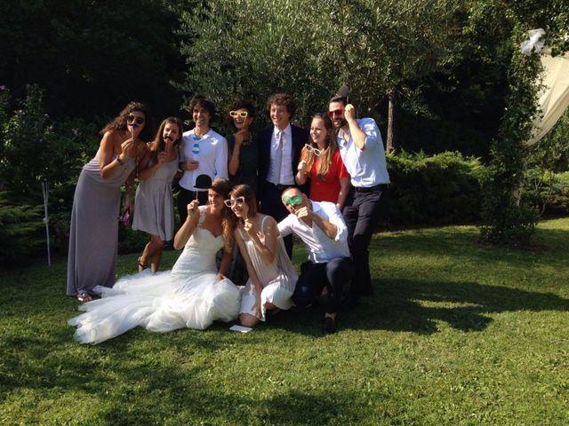 Il matrimonio di Veronica e Francesco a Bagnone, Massa Carrara 29