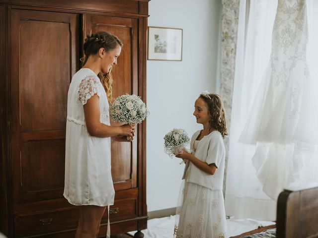 Il matrimonio di Veronica e Francesco a Bagnone, Massa Carrara 34