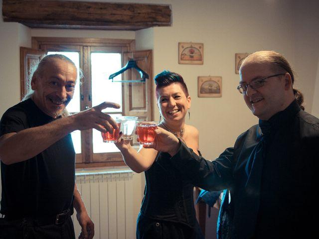 Il matrimonio di Costanza e Gianni a Poppi, Arezzo 9