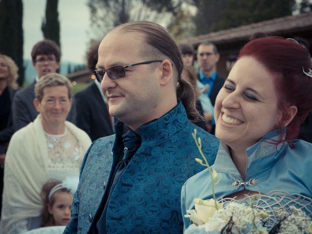 Il matrimonio di Costanza e Gianni a Poppi, Arezzo 16