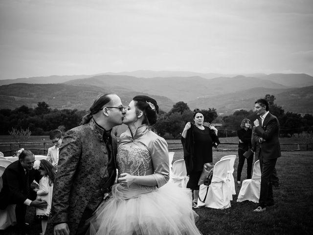 Il matrimonio di Costanza e Gianni a Poppi, Arezzo 19