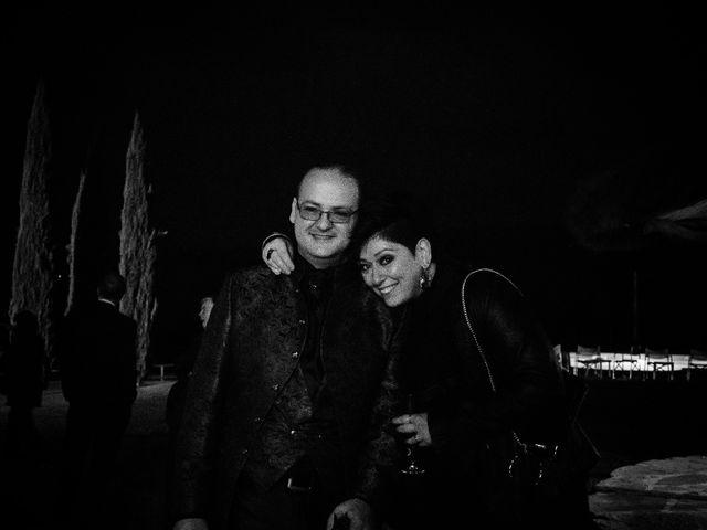 Il matrimonio di Costanza e Gianni a Poppi, Arezzo 25