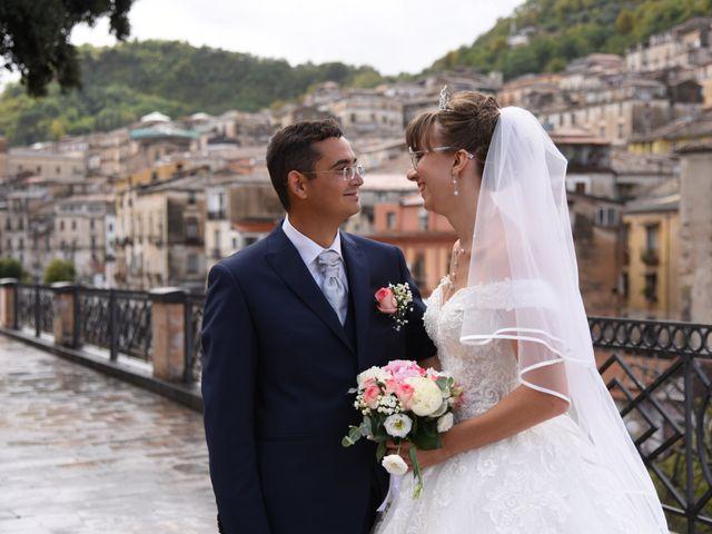 Il matrimonio di Claudia e Giovanni a Cosenza, Cosenza 14