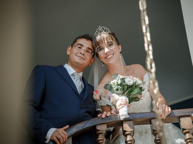 Il matrimonio di Claudia e Giovanni a Cosenza, Cosenza 17