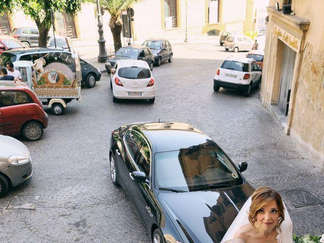 Il matrimonio di Maria e Massimo a Agrigento, Agrigento 22