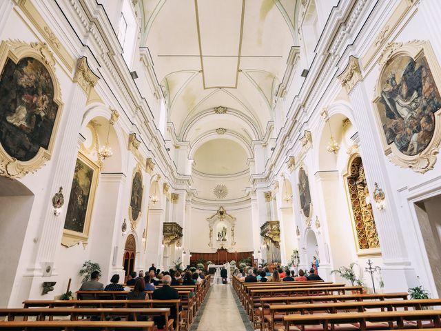 Il matrimonio di Maria e Massimo a Agrigento, Agrigento 25