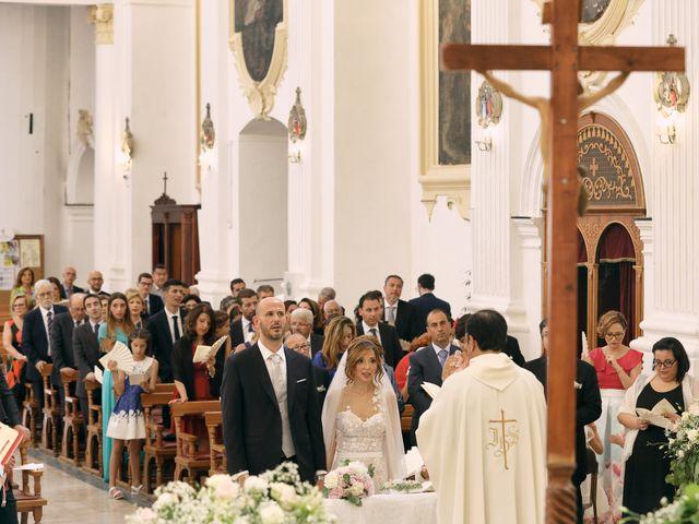 Il matrimonio di Maria e Massimo a Agrigento, Agrigento 26