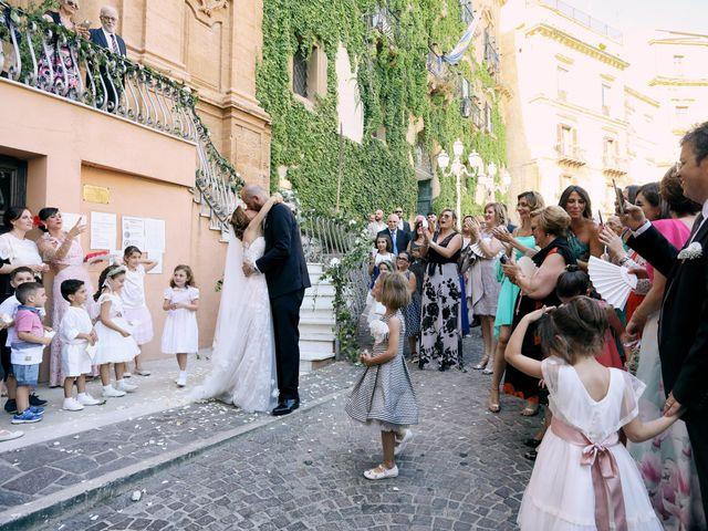 Il matrimonio di Maria e Massimo a Agrigento, Agrigento 30