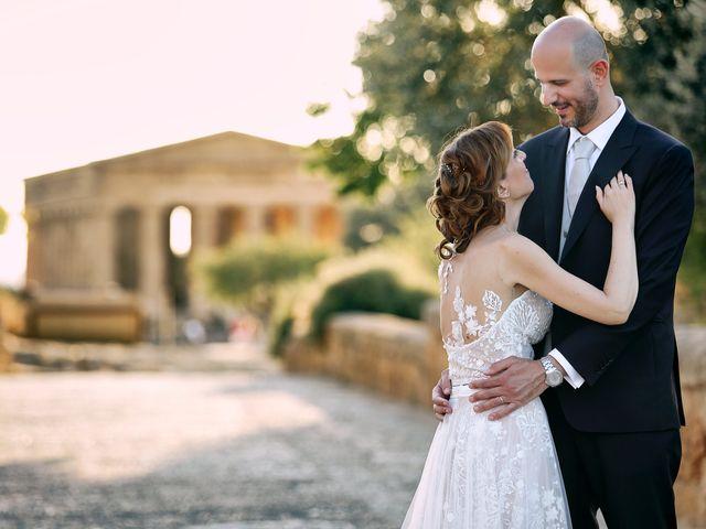 Il matrimonio di Maria e Massimo a Agrigento, Agrigento 33