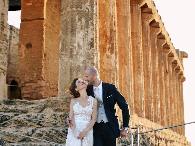 Il matrimonio di Maria e Massimo a Agrigento, Agrigento 34