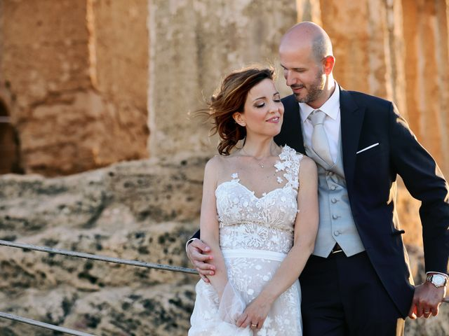 Il matrimonio di Maria e Massimo a Agrigento, Agrigento 35