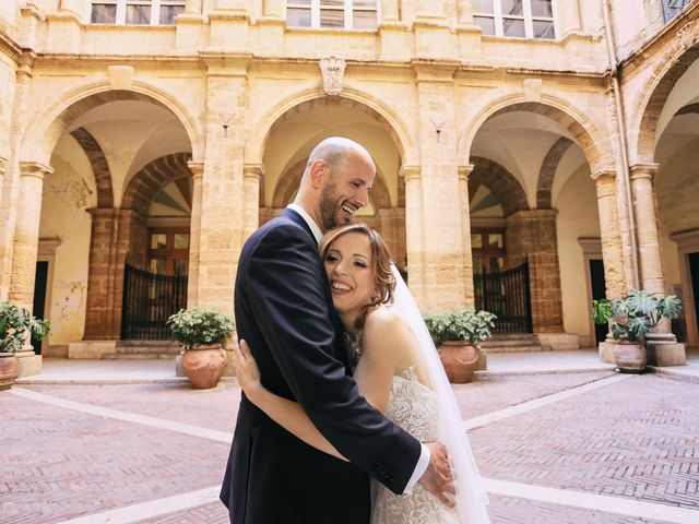 Il matrimonio di Maria e Massimo a Agrigento, Agrigento 38