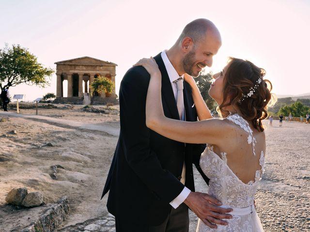 Il matrimonio di Maria e Massimo a Agrigento, Agrigento 52