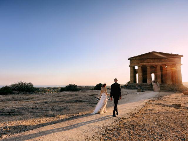 Il matrimonio di Maria e Massimo a Agrigento, Agrigento 53